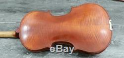 2010 RONALD SACHS HANDMADE 4/4 VIOLIN With CASE & BOW PRE-OWNED