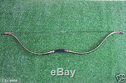 35 LB High-class Handmade Laminated Long Bow Recurve bow For Archery Hunting