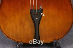 4/4 5 String Cello Canada maple Spruce Hand made Cello With Cello Bag Bow