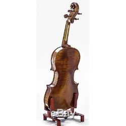 4/4 Antique Style Professional Handmade VN404 Violin Kit w Case Bow Rosin Mute