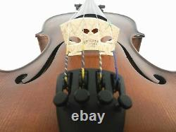 4/4 Size Violin, Stradivari Style, Professional Set up+ Despiau Bridge+Case+Bow
