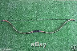 45 LB High-class Handmade Laminated Long Bow Recurve bow Sport Archery Hunting