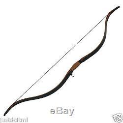 45LB 52 Recurve Bow Tranditional Handmade Laminated Craft Archery Hunting Bows