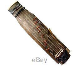 AJAENG Korean Bowed String Instrument / Korean zither sanjo ajaeng