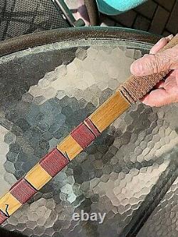 Antique Handmade Longbow. Archery