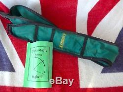 Archery Longbow. Bickerstaffe hand made long bow plus original bag and handbook