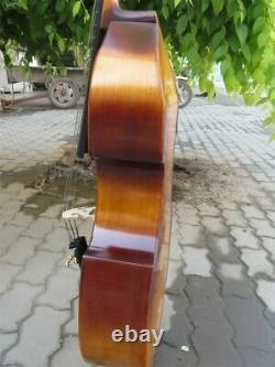 Baroque style SONG Maestro instate Frets 5 string 27 viola da gamba with frets