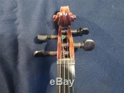 Baroque style SONG Master violin 4/4, hand made free case bow rosin #11976