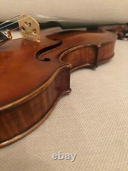 Beautiful Italian Violin Hand-made By Master Domenico Valenti With Bow Included
