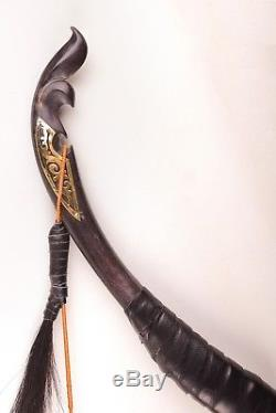 Bow Archery Recurve Handmade Traditional Hunting Longbow Bows from the Horn