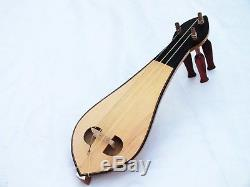 CASAN WOODEN HAND MADE CLASSIC KEMENCE LYRA withBow