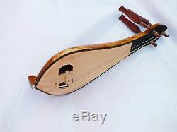 CHERRY WOOD HAND MADE CLASSIC KEMENCE LYRA withBow