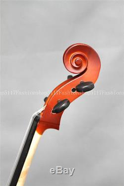 CLASSIC 4/4 SIZE Brown CELLO HANDMADE QUALITY WITH AND BOW AND ROSIN
