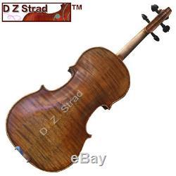 D Z Strad Viola Model 400 Handmade Viola with case & bow (14-16.5)
