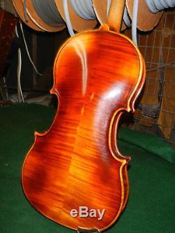 E. R. Pfretzschner 4/4 Violin bow hardshell case 1966 handmade copy of Strat ROTH