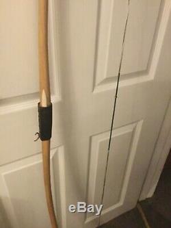 Extremely Rare Handmade English Longbow Kunstgriff Kunst-Griff