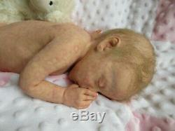 FULL Body SOLID SUPER SOFT SILICONE Baby GIRL- BOW by DREAM CATCHERS CREATIONS