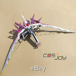 Final Fantasy XIII Serah Farron Bow and Arrow Cosplay costume Prop