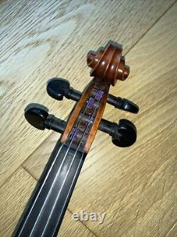 Gliga Gama 3/4 Size Violin Outfit Hand Made Superior Violin With Case And Bow