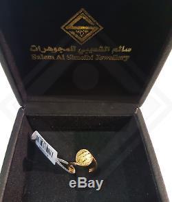 Gold Ring 21K