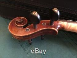Handmade Violin 4/4 With Bow And Case