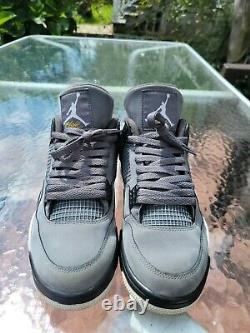 Jordan 4 Retro Cool Grey 2019 size 10.5 perfect VNDS condition