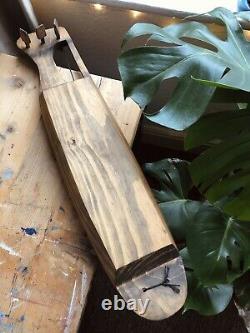 Jouhikko Alto Bowed Finnish Lyre Ancient Music Handmade Viking Wood Instrument
