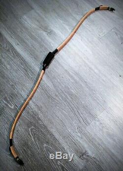 Koryo Hwarang Bamboo Handmade Traditional Korean Compact Horsebow Long Bow
