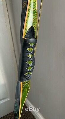 Ladies Custom, Hand Made Archery Bow, 35draw At 28 Right Handed
