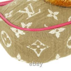 Louis Vuitton Pochette Accessoires Hand Bag Rc3190 Monogram Sabbia M93069 81174