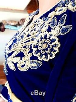 Luxury Kaftan, caftan, moroccan dress, moroccan kaftan, takchita, djelaba, party
