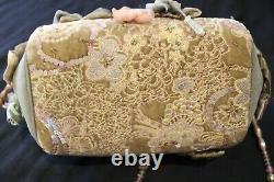 Mary Frances Handmade Mini Bag