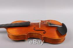Master yinfente violin Handmade Stradivari model Violin+bow+case+rosin #3121