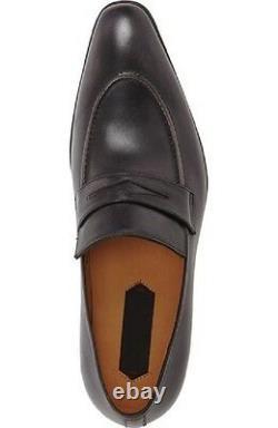 Mens Black Leather Shoes Moccasins, Men Black Formal Shoes, Men Black Shoes