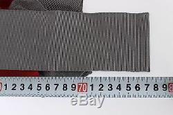 NWT $2800 DOLCE & GABBANA Belt Waist Crystal Brooches Hand Made IT42/ US8 / M