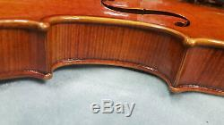 Orchestral Concert 4/4 handmade violin, fully fitted, inc free case and bow