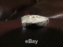 Rare Henryk Winograd HW999 Sterling Silver Bow Hunting Lady