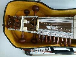 Sarangi Pritam Singh Special Handmade Classical Model W Horse Hair Bow