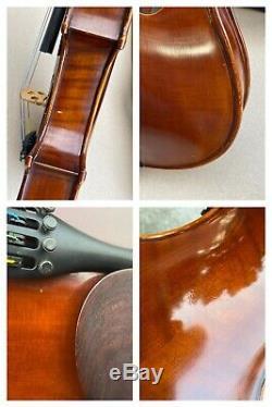 Scott Cao Handmade 4/4 Violin Campbell CA -Model STV017A with Case & Bow