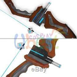 Shimada Hanzo Scion Skin Prop Cosplay Replica Bow and Quiver OW