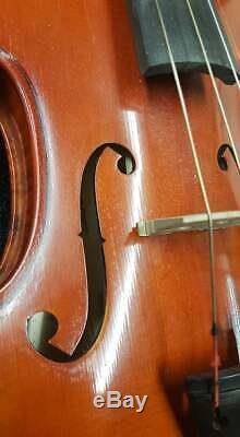 Stamitz handmade 3/4 Violin made in Prague, 2008, with free case, bow, resin