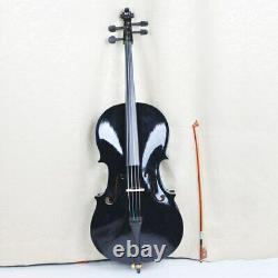 Student Cello 4/4 Size Beginner Maple Wood Handmade with Bag+Bow+Rosin+Bridge UK