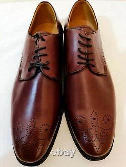 Stylish Bally Genuine Italian Leather Trendy Formal Office Dinner Shoes Uk 7, 8