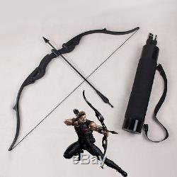 The Avengers Hawkeye Bow Arrow Arrow Holder Cosplay Props Handhelds Accessories