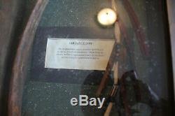 Tribal Rib Dance Bow Buffalo Rib handmade beads Vintage American Artifact Framed