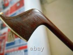 VERY NICE OLD FRENCH VIOLIN BOW branded