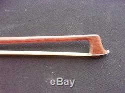 Vintage German Violin Bow - Hand Made - #2706