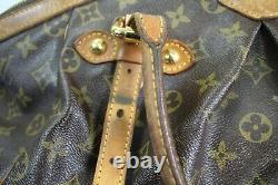 Vintage Louis Vuitton Tivoli Hand Bag Monogram Brown PM SD3131 Made in USA