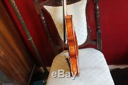 Violin, bow and case. New. Exceptional quality handmade full size (4/4)