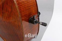 Yinfente Master Level 4/4 Cello Hand Made Flame Maple Cello bag Bow Rosin #704